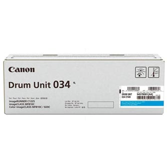 Canon DRUM UNIT 034 CYAN