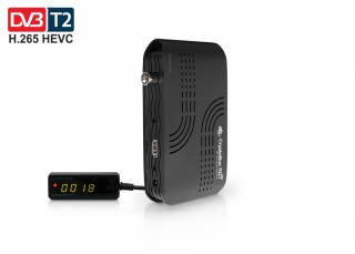 AB CryptoBox 702T HD DVB-T/DVB-T2