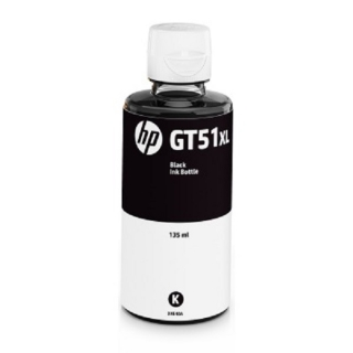 HP GT51XL Black Original Ink Bottle (X4E40AE)