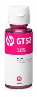 HP HP GT52 Magenta Original Ink Bottle (M0H55AE)