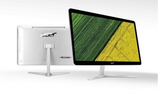"Acer Aspire Z24-880 ALL-IN-ONE 23,8"" Touch FHD LED/i3 7100T/4GB/1TB/DVDRW/USB ky"